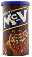 McVities Milk Chocolate Digestives 200g