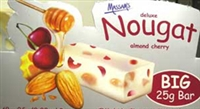 Massam's Almond & Cherry Nougat 25g