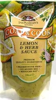 Ina Paarman's Lemon & Herb Coat & Cook Sauce 200ml