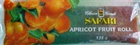 Safari Apricot Roll 80g
