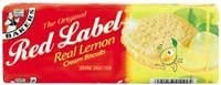 Bakers's Red Label Lemon Creams 200g