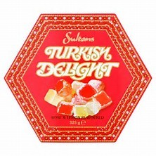 Sultan's Turkish Delight 325g